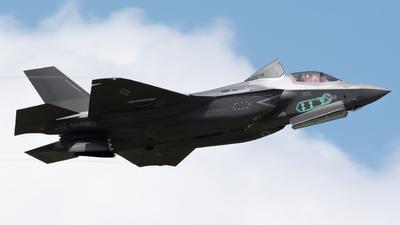 169795 - Lockheed Martin F-35B Lightning II - United States - US Marine Corps (USMC)