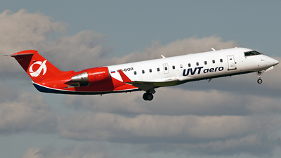VQ-BOR - Bombardier CRJ-200ER - UVT Aero