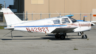 N4282T - Piper PA-28-140 Cherokee - Private