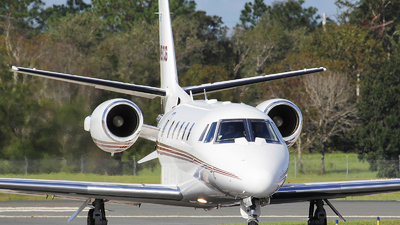 N351CG - Cessna 560XL Citation XLS - Private