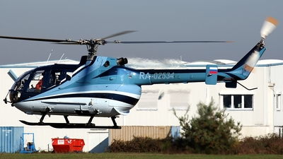 RA-02534 - MBB Bo105CBS-5 - Private