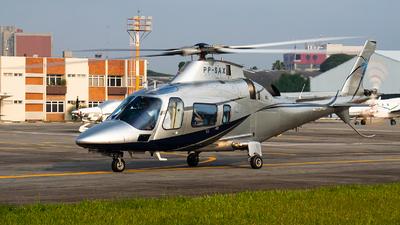 PP-SAX - Agusta A109E Power - Private