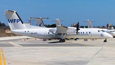 9H-AFD - Bombardier Dash 8-Q315 - United Nations (MedAvia)