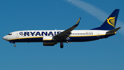 A picture of EIDHY - Boeing 7378AS - Ryanair - © Mateo León