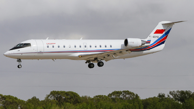 B-4010 - Bombardier CL-600-2B19 Challenger 800 - China - Air Force