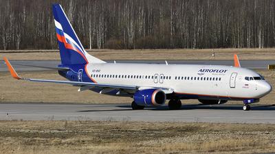 A picture of VQBHD - Boeing 7378LJ - Aeroflot - © Luba Ostrovskaya