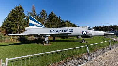 56-1125 - Convair F-102A Delta Dagger - United States - US Air Force (USAF)