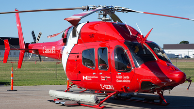C-GCRU - Bell 429 Global Ranger - Canada - Coast Guard