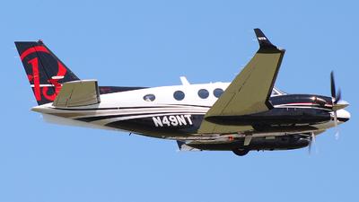 N49NT - Beechcraft C90GTi King Air - Private