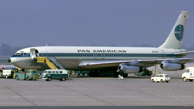 N724PA - Boeing 707-321 - Pan Am