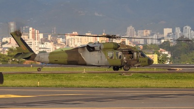 EJC2138 - Sikorsky UH-60L Blackhawk - Colombia - Army