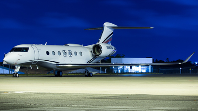 N982RW - Gulfstream G600 - Private