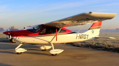 I-NRGY - Tecnam P2008-JC MKII - Aero Club - Milano