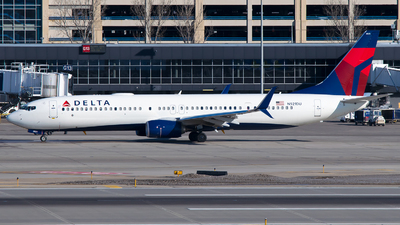 A picture of N921DU - Boeing 737932(ER) - Delta Air Lines - © Steve Rinde