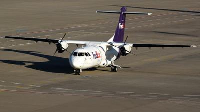 EI-FXD - ATR 42-300(F) - FedEx Feeder (Air Contractors)