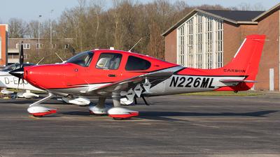 N226ML - Cirrus SR22T-GTS G6 Carbon - Private