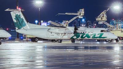 C-FSOU - Bombardier Dash 8-311 - Jazz Aviation