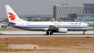 B-5167 - Boeing 737-808 - Air China