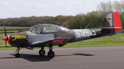 D-EOAJ - Focke-Wulf FWP-149D - Private