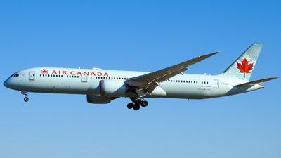 A picture of CFGDZ - Boeing 7879 Dreamliner - Air Canada - © WorldTraveler225