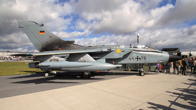 44-78 - Panavia Tornado IDS - Germany - Air Force