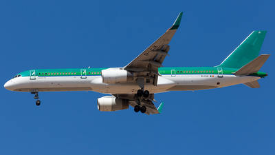 A picture of EICJX - Boeing 7572Y0 - [26160] - © Cayden Smith