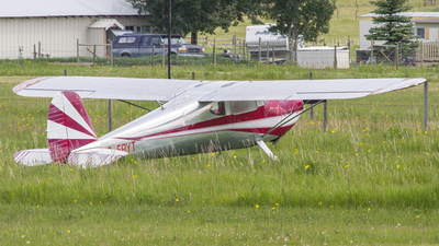 C-FRYT - Cessna 140 - Private