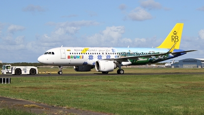 V8-RBD - Airbus A320-251N - Royal Brunei Airlines