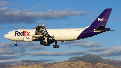 N731FD - Airbus A300B4-605R(F) - FedEx