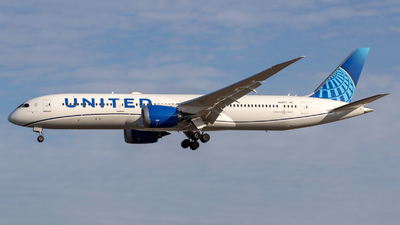 A picture of N29977 - Boeing 7879 Dreamliner - United Airlines - © Gerrit Griem
