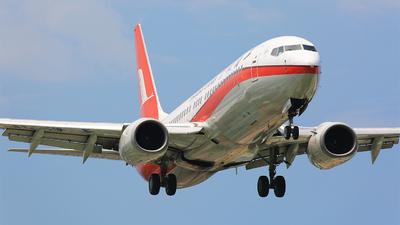 B-5523 - Boeing 737-86D - Shanghai Airlines