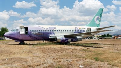 CP-2561 - Boeing 737-2P6(Adv) - AeroSur