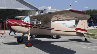 N4122N - Cessna 140 - Private