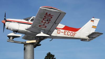 D-ECOF - Piper PA-28-140 Cherokee Cruiser - Private