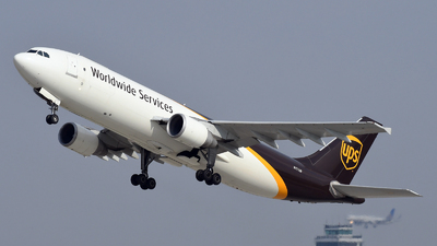 N171UP - Airbus A300F4-622R - United Parcel Service (UPS)