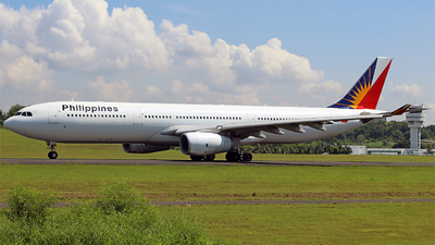 RP-C8771 - Airbus A330-343 - Philippine Airlines