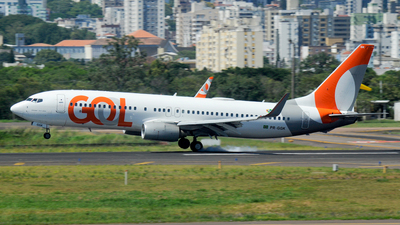 A picture of PRGGK - Boeing 7378EH - GOL Linhas Aereas - © Renan Araújo