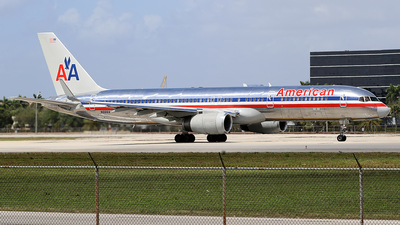 A picture of N666A - Boeing 757223 - [25300] - © Joshua Ruppert
