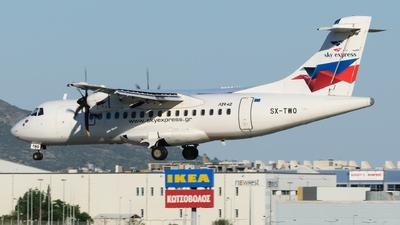 SX-TWO - ATR 42-500 - Sky Express