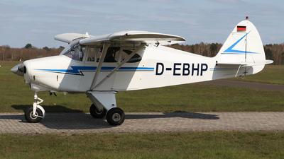 D-EBHP - Piper PA-22-150 Tri-Pacer - Private