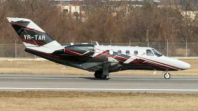 YR-TAR - Cessna 525 CitationJet M2 - Private