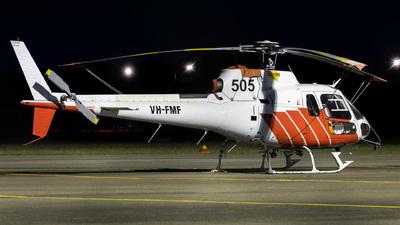 VH-FMF - Aérospatiale AS 350BA Ecureuil - Private