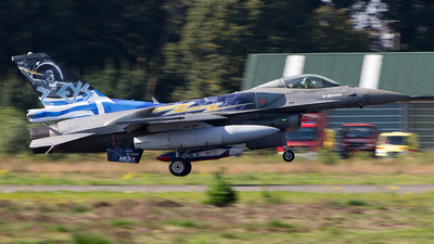 505 - General Dynamics F-16C Fighting Falcon - Greece - Air Force
