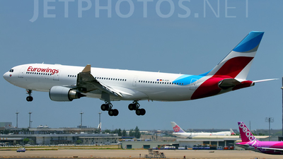 B-16301 - Airbus A330-203 - Eurowings (SunExpress Germany)