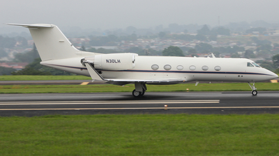 N30LH - Gulfstream G-IV - Private