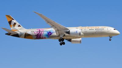 A6-BLR - Boeing 787-9 Dreamliner - Etihad Airways