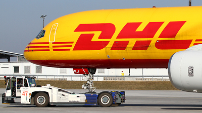 D-ALEJ - Boeing 757-23A(PF) - DHL (European Air Transport)