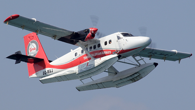 8Q-MAJ - De Havilland Canada DHC-6-300 Twin Otter - Trans Maldivian Airways