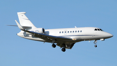 PH-WTC - Dassault Falcon 2000S - Private