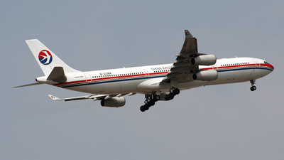 B-2384 - Airbus A340-313X - China Eastern Airlines